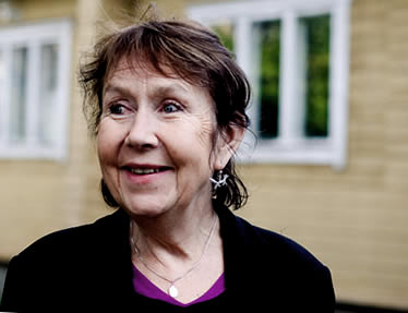 Professori Marja-Liisa Honkasalo
