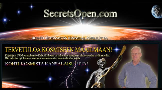 Secrets Open