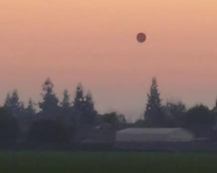 ufo californiassa paranormaaliblogi.net